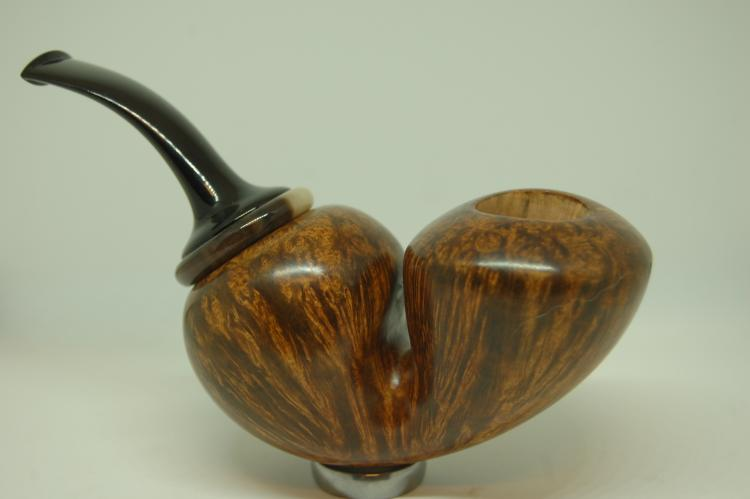 Andrey Solovev bee (reverse calabash)